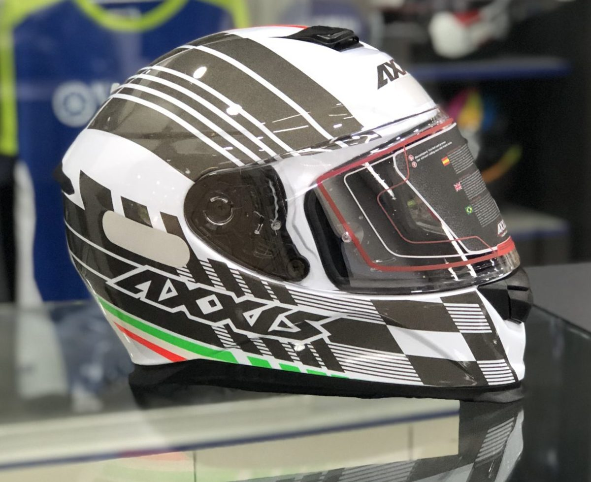 Axxis Eagle Italy – Branco